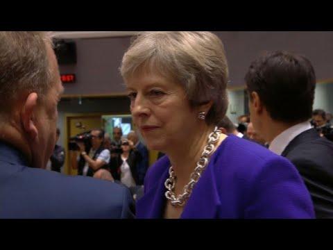 تيريزا ماي تبدي استعداد بريطانيا لتمديد الفترة الانتقالية بعد بريكست