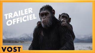 La planète des singes :  bande-annonce finale VOST