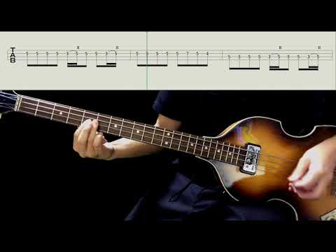 Bass TAB : Roll Over Beethoven - The Beatles