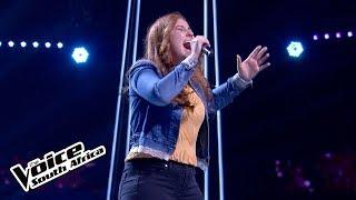 Carmen Basson – 'Piece by Piece' | Blind Audition | The Voice SA: Season 3 | M-Net