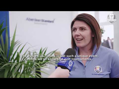 Access All Areas at The Ryder Cup : Episode #12 - Aberdeen Standard Investments
