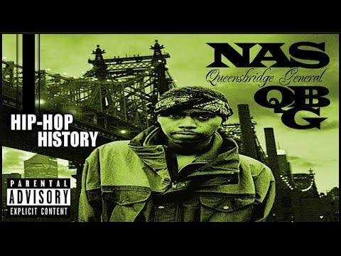 Nas - QBG (2018) Full Mixtape