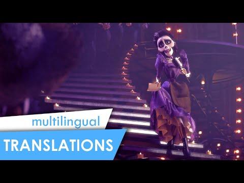 Coco | La Llorona (Lyrics & Translation)