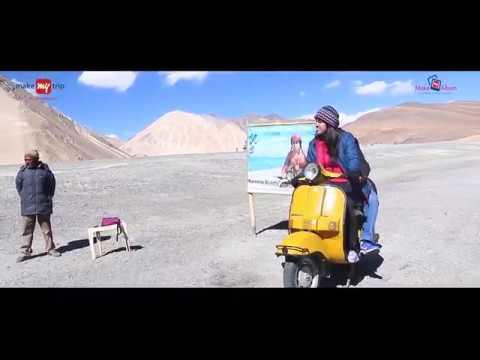 MakeMyAlbum - Ladakh - A New Initiative By MakeMyTrip