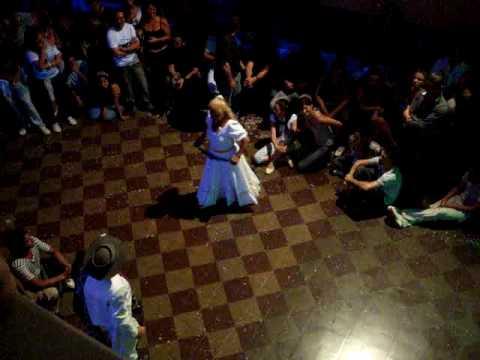 Peña La Callejera en cosquin (zamba bailada)