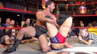 [Free Match] Drew Gulak vs. Kimber Lee (Abbey Laith) | Beyond Wrestling #Unbreakable (Intergender)