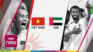 Olympic Việt Nam Vs Olympic UAE [Full] PEN: 3-4 | ASIAD 2018
