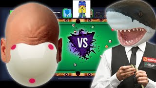 8 BALL POOL SHARK ATTACK FRENZY