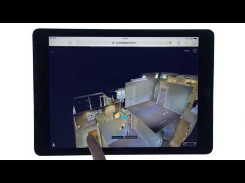 3D Virtual Tour With MatterTags | Real Estate Virtual Tours, Wilmington, NC