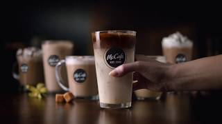 McDonald's McCafe TV Commercial, 'Nothing Comes Before Coffee: Rain'