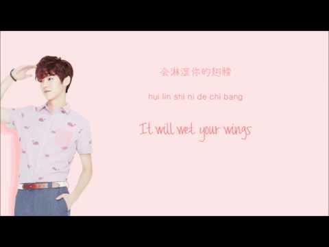 EXO-M - Moonlight (月光) (Color Coded Chinese/PinYin/Eng Lyrics)