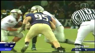 Apple Cup moments: 2007