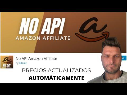 ✅  AMAZON AFILIADOS | PRECIOS ACTUALIZADOS AUTOMÁTICAMENTE SIN API