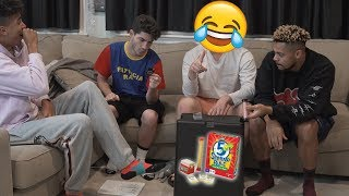 5-Second Rule Game! Funniest 2Hype Challenge PART 2!