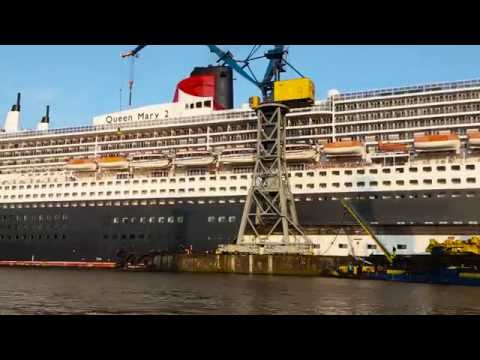 Queen Mary 2 Remastered: The transformation begins!