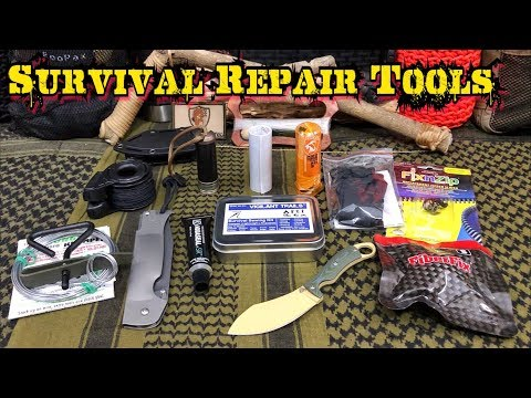 Battlbox (Battle Box) Mission 39 Repair Tools | May 2018 Pro Plus Unboxing & Review