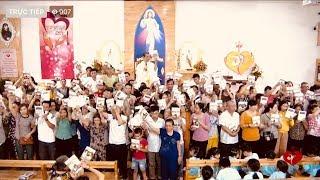 GDTM - Chúa Ba Ngôi | Thánh lễ 19g00, ngày 16/6/2019