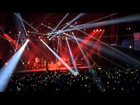 bruno mars  - grenade(live)_Seoul Korea Concert