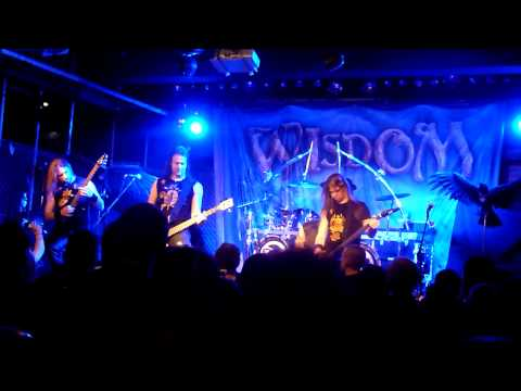 Wisdom - Live Forevermore - live Nürnberg 16.02.14