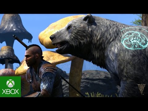 The Elder Scrolls Online: Morrowind - Warden Gameplay Trailer