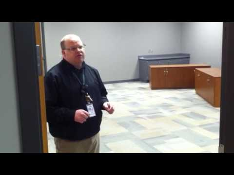South High School Principle Curtis Stevens talks about moving into the school's new wing