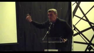Εκδήλωση Συντονιστικής Ν  Σμύρνης - Ομιλία Γ. Γ.  Σπύρου Γαληνού