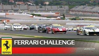 Ferrari Challenge Europe – Valencia 2017, Coppa Shell Race 2