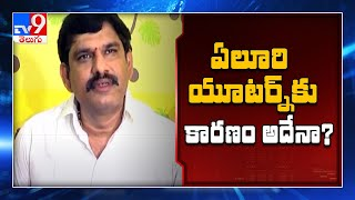 Yeluri Sambasiva Rao reacts on rumors of joining YSRCP..