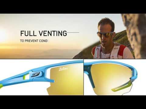 Aero sunglasses, performance in mind