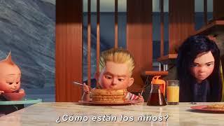 Los Increíbles 2, de Disney•Pixar - Tráiler