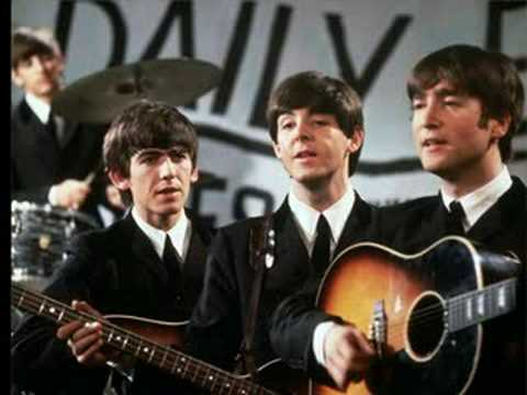 The Beatles- I'll Cry Instead