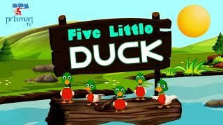 Five Little Ducks | Super Simple Songs|| Kids Songs | Nursery Rhymes for Babies