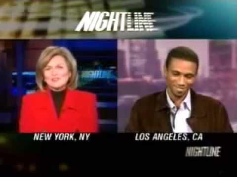 The Boondocks creator Aaron McGruder Nightline Interview - YouTube