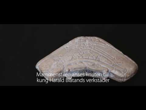 Arkeologen berättar - Del 14 Hantverk i Harald Blåtands stil