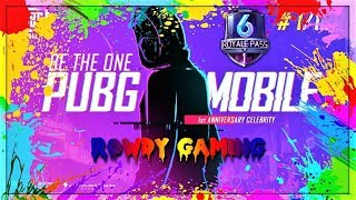 Pubg Mobile | Season 6 is here | Subscribe and join me [HINDI]