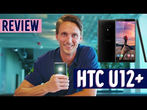 Anmeldelse: HTC U12+