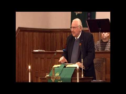 Ecumenical Thanksgiving 11-22-11