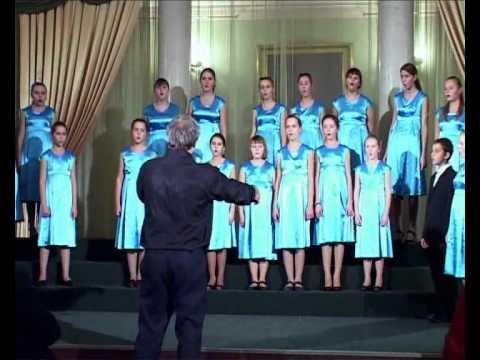 аве мария детский хор: