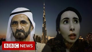 #MissingPrincess: What has happened to Princess Latifa? - BBC News