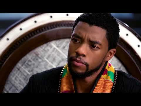 Black Panther DELETED & BONUS SCENES + Blu-ray Trailer