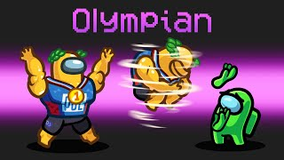 OLYMPICS Imposter in Among Us