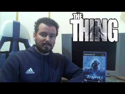 "THE THING (PS2 / PC / Xbox) - La continuación de la película ""La Cosa"" de John Carpenter"