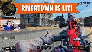 RIVERTOWN IS LIT! | Black Ops 4 Blackout | PS4 Pro