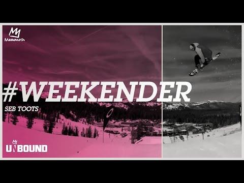 #WEEKENDER - SEB TOOTS