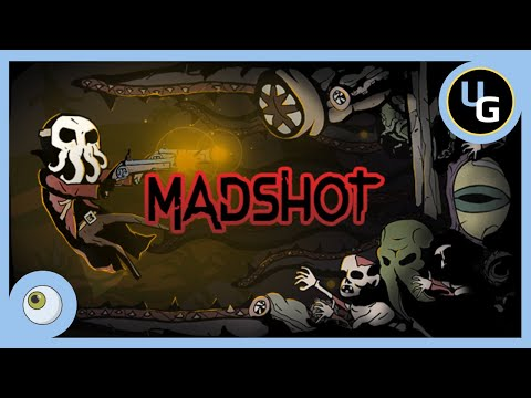 MADSHOT   Bullet hell vista lateral   Roguelite   PC Gameplay Español [DEMO]