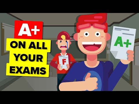 Why Doing This Will Get You A+ On All Your School Exams