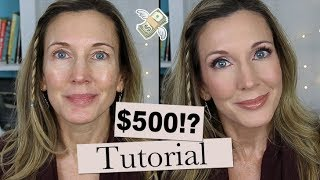 Full Face Holiday Tutorial Using $500 Worth of Makeup