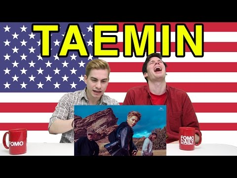Fomo Daily Reacts To Taemin