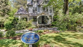 Asheville NC Bed and Breakfast | 1899 Wright Inn