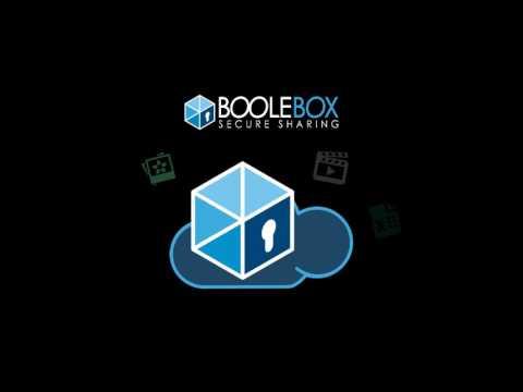 Upload files in BooleBox
